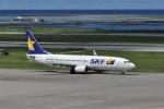 kumagorouさんが、那覇空港で撮影したスカイマーク 737-81Dの航空フォト(飛行機 写真・画像)