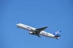 むねくんさんが、羽田空港で撮影した全日空 767-381/ERの航空フォト(写真)