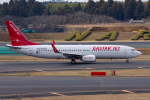 ぱん_くまさんが、成田国際空港で撮影したイースター航空 737-86Jの航空フォト(写真)
