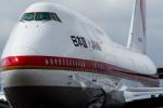 みぐさんが、新千歳空港で撮影した航空自衛隊 747-47Cの航空フォト(写真)