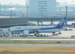 まひろさんが、羽田空港で撮影した全日空 787-8 Dreamlinerの航空フォト(写真)