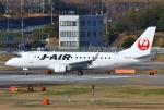 あしゅーさんが、福岡空港で撮影したジェイ・エア ERJ-170-100 (ERJ-170STD)の航空フォト(写真)