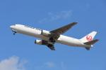 安芸あすかさんが、大分空港で撮影した日本航空 767-346/ERの航空フォト(写真)