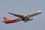 JA8037さんが、成田国際空港で撮影した香港航空 A330-343Xの航空フォト(写真)