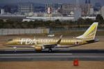 chappyさんが、伊丹空港で撮影したフジドリームエアラインズ ERJ-170-200 (ERJ-175STD)の航空フォト(写真)