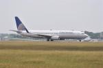 kumagorouさんが、仙台空港で撮影したコンチネンタル航空 737-824の航空フォト(写真)