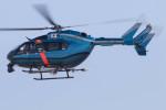 Koenig117さんが、名古屋飛行場で撮影した愛知県警察 BK117C-2の航空フォト(写真)