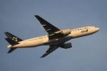 飛行機ゆうちゃんさんが、羽田空港で撮影した全日空 777-281の航空フォト(写真)