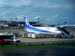 まいけるさんが、成田国際空港で撮影したANAウイングス 737-5L9の航空フォト(写真)