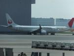 keitsamさんが、羽田空港で撮影したJALエクスプレス 737-846の航空フォト(写真)