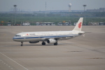 keitsamさんが、上海浦東国際空港で撮影した中国国際航空 A321-232の航空フォト(飛行機 写真・画像)
