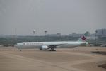 keitsamさんが、上海浦東国際空港で撮影したエア・カナダ 777-333/ERの航空フォト(写真)