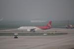 keitsamさんが、上海浦東国際空港で撮影した深圳航空 A320-214の航空フォト(飛行機 写真・画像)