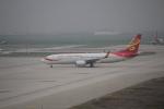keitsamさんが、上海浦東国際空港で撮影した海南航空 737-84Pの航空フォト(飛行機 写真・画像)
