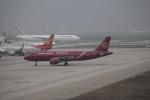 keitsamさんが、上海浦東国際空港で撮影した吉祥航空 A320-214の航空フォト(写真)