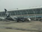 keitsamさんが、上海浦東国際空港で撮影したニュージーランド航空 787-9の航空フォト(写真)
