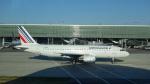 AE31Xさんが、パリ シャルル・ド・ゴール国際空港で撮影したエールフランス航空 A320-214の航空フォト(写真)