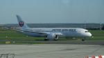 AE31Xさんが、パリ シャルル・ド・ゴール国際空港で撮影した日本航空 787-8 Dreamlinerの航空フォト(写真)