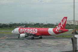 keitsamさんが、ニノイ・アキノ国際空港で撮影したフィリピン・エアアジア A320-214の航空フォト(写真)