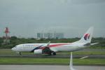 keitsamさんが、ニノイ・アキノ国際空港で撮影したマレーシア航空 737-8H6の航空フォト(写真)