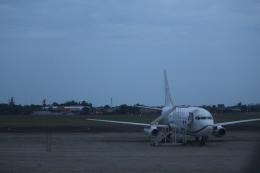 keitsamさんが、マクタン・セブ国際空港で撮影したSEAIR インターナショナル 737-2T4C/Advの航空フォト(飛行機 写真・画像)