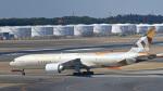 パンダさんが、成田国際空港で撮影したエティハド航空 777-FFXの航空フォト(写真)