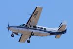 yabyanさんが、名古屋飛行場で撮影した中日本航空 208 Caravan Iの航空フォト(写真)