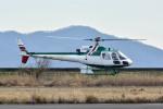 Gambardierさんが、岡南飛行場で撮影したアカギヘリコプター AS350B2 Ecureuilの航空フォト(写真)