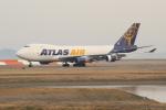 OMAさんが、岩国空港で撮影したアトラス航空 747-47UF/SCDの航空フォト(写真)
