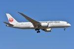 islandsさんが、成田国際空港で撮影した日本航空 787-8 Dreamlinerの航空フォト(写真)