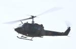 ザキヤマさんが、熊本空港で撮影した陸上自衛隊 UH-1Jの航空フォト(写真)