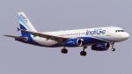 tomobileさんが、スワンナプーム国際空港で撮影したインディゴ A320-232の航空フォト(飛行機 写真・画像)