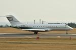 Dojalanaさんが、函館空港で撮影したWHITE BIRCH AVIATION LLC BD-700-1A10 Global Expressの航空フォト(飛行機 写真・画像)
