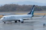 SFJ_capさんが、広島空港で撮影したシルクエア 737-8SAの航空フォト(写真)