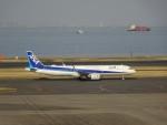 KAZFLYERさんが、羽田空港で撮影した全日空 A321-272Nの航空フォト(写真)
