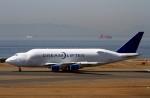 shibu03さんが、中部国際空港で撮影したボーイング 747-409(LCF) Dreamlifterの航空フォト(写真)