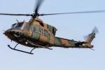 まんぼ しりうすさんが、明野駐屯地で撮影した防衛装備庁 Bell 412EPXの航空フォト(写真)