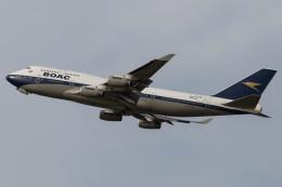 Koenig117さんが、ロンドン・ヒースロー空港で撮影したブリティッシュ・エアウェイズ 747-436の航空フォト(飛行機 写真・画像)