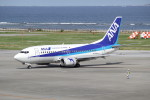 utarou on NRTさんが、那覇空港で撮影したANAウイングス 737-5L9の航空フォト(写真)