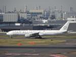 KAZFLYERさんが、羽田空港で撮影したシンガポール航空 777-312/ERの航空フォト(飛行機 写真・画像)