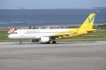 utarou on NRTさんが、那覇空港で撮影したバニラエア A320-214の航空フォト(写真)