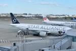 やまちゃんKさんが、福岡空港で撮影した全日空 777-281の航空フォト(写真)