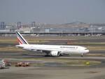 KAZFLYERさんが、羽田空港で撮影したエールフランス航空 777-228/ERの航空フォト(飛行機 写真・画像)