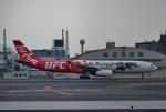 鉄バスさんが、福岡空港で撮影したエアアジア・エックス A330-343Xの航空フォト(写真)