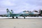 ちゅういちさんが、不明で撮影したロシア空軍 Su-27UBの航空フォト(写真)