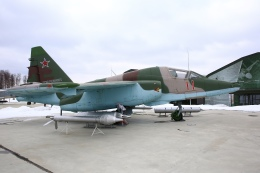 ちゅういちさんが、不明で撮影したロシア航空 Sukhoi Su-25の航空フォト(飛行機 写真・画像)