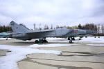 ちゅういちさんが、不明で撮影したロシア空軍  MiG-31の航空フォト(写真)