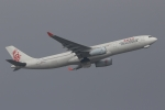 ぽんさんが、香港国際空港で撮影した香港ドラゴン航空 A330-342の航空フォト(写真)