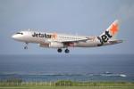 utarou on NRTさんが、那覇空港で撮影したジェットスター・ジャパン A320-232の航空フォト(写真)