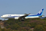 あしゅーさんが、福岡空港で撮影した全日空 777-281/ERの航空フォト(写真)